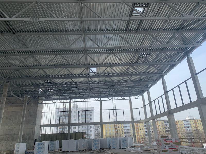 Реконструкция кинотеатра «Орион»