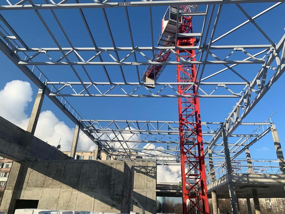 Реконструкция кинотеатра «Бирюсинка»